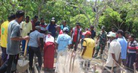 Dari Penangkar Telur Penyu Desa Sulengwaseng,Lahir Komitmen  Pelestarian Biota Laut