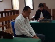 Tilep Uang Pembayaran Pajak, Mantan Chief Accounting Diadili
