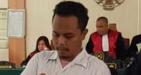 Ketangkap Bawa Sekilo Sabu dan 3000 Ekstasi, Mega Diganjar 15 Tahun Penjara