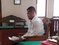 Ketangkap Bawa Sabu dan Taji, Lebon Hanya Dituntut 3 Tahun Penjara