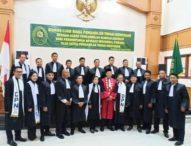 48 Advokat Peradi Denpasar Diambil Sumpah di Pengadilan Tinggi Denpasar