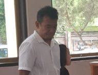 Kantongi 30 Gram Sabu, Pria Kelahiran Mataram Ini Dituntut 12 Tahun Penjara