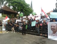 Meluas Aksi Tolak Remisi Susrama Otak Pembunuh Jurnalis Prabangsa