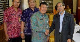 Pemerintah Kota Denpasar Apresiasi BPK Bali