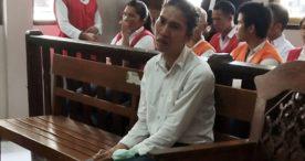 Divonis 1 Tahun Penjara, Waria Pencuri iPhone X Menangis