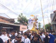 Ratusan Warga dan Keluarga Besar Iringi Upacara Pengabenan Jro Jangol