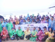 "Indonesia Power Inisiasi Gerakan ""Coastal Clean Up"" di Pantai Kuta"
