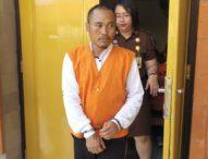 Terjerat Kasus Narkoba Penjaga Parkir Bus Jadi Pesakitan