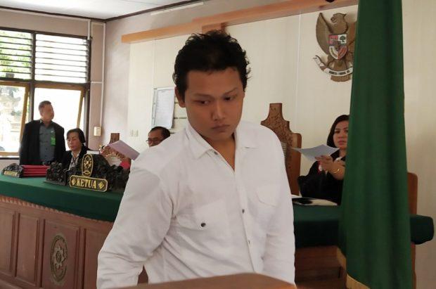 Simpan 4 Paket Narkoba Mantan Pegawai Jumantik Divonis 4 Tahun Penjara