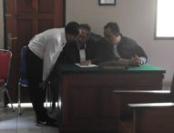 Apes, Hanya Gara-gara Uang Rp. 6,5 Juta, Pedagang Asal Gianyar Dituntut 10 Bulan Penjara