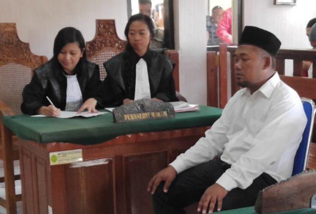 Gara-gara Edarkan Pil Koplo, Gendut Dipenjara Lima Tahun