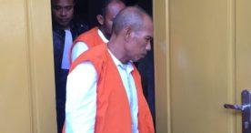Bob Zery, Oknum Polisi yang Terjerat Narkoba Divonis Empat Tahun Penjara