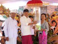 "Lestarikan Sebagai ""Tari Ibu"", Pemkot Gandeng Puri Agung Denpasar Gelar Lomba Tari Legong Lasem"