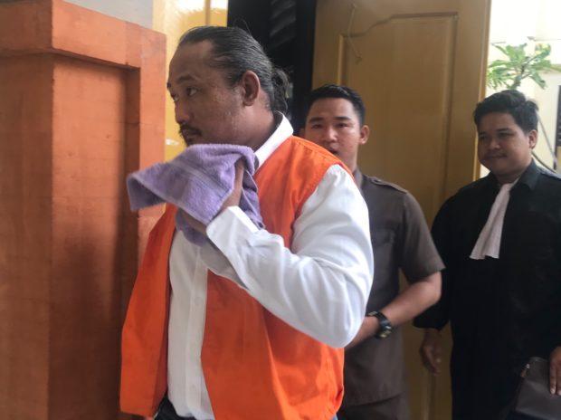 Impor 3 Kilo Sabu, Penghuni LP Kerobokan Divonis 12 Tahun Penjara