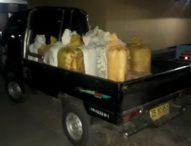 Diciduk Satuan Narkoba Polres Flotim, Pemilik 735 Liter Arak Lompat dan Kabur