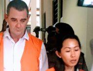 Terbukti jadi Kurir Narkoba, Bule Australia dan Kekasihnya Divonis 5 Tahun dan 4 Bulan