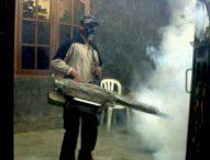 Waspadai Kasus DBD, Pemkot Denpasar Laksanakan Fogging dan Penaburan Bubuk Larvasida