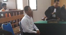 Maling Handphone untuk Beli Susu, Handoyo Dituntut Jaksa 10 Bulan Penjara