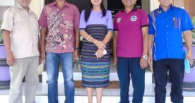 1.500 Penenun Meriahkan Festival Bale Nagi – STIKOM Bali Pamerkan Pendidikan dan Vokasi Nasional