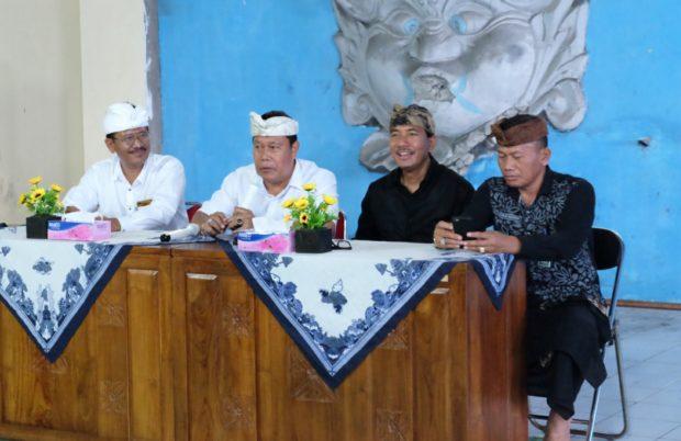 Sekda Rai Iswara Tekankan Peningkatkan Kinerja Sebagai Unit Pelayanan Masyarakat