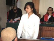 Siram Air Keras Teman Wanita Suami, Dituntut 3,5 Tahun Penjara