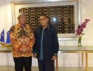 Bupati Flotim Anton Hadjon Hadiri Pertemuan Rencana Pembangunan Cruise Terminal dan Fishing Port di BKPM Jakarta