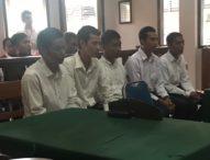 Main Keroyok, Lima Pemuda Asal Sumba Dituntut Sama Rata
