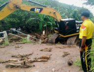 Pasca diterjang Banjir Bandang, Desa Sinar Hading Berangsur Pulih