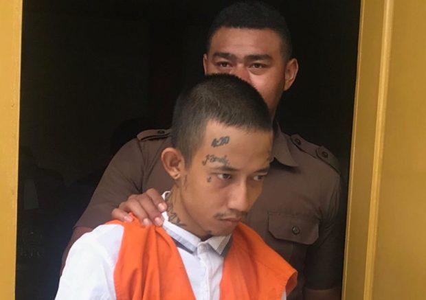 Ditangkap Simpan 0,10 Gram Sabu, Tukang Tatto Terancam 20 Tahun Penjara