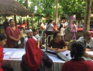 Beragam Kegiatan Sosial Sambut Hut ke-2 Yayasan Tukad Bindu