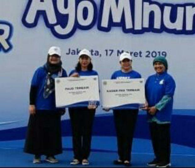 Banjar Mandala Sari Denpasar Sabet Dua Penghargaan Nasional
