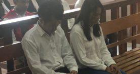Terbukti Jadi Perantara Jual Beli Sabu, Pasutri Dituntut 15 Tahun Penjara