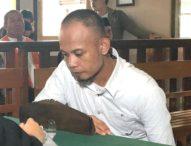 Miliki 599,9 Gram Sabu dan 70 Butir Ekstasi, Sopir Freelance Divonis 12 Tahun Penjara