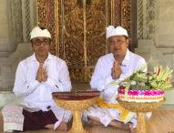 Rai Mantra dan Jaya Negara Ucapkan Selamat Hari Suci Nyepi Caka 1941