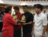 Pemkot Denpasar Raih Penghargaan Pembangunan Dearah Tahun 2019