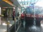 ATM Centre Bandara Ngurah Rai Terbakar