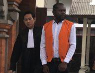 "Disidang, WN Tanzania ""Penelor"" Sekilo Sabu Terancam Hukuman Mati"