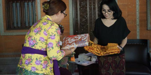 Perajin Denpasar Kembali Dilibatkan Diajang Inacraft