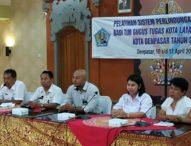 43 Gugus Tugas KLA di Denpasar Ikut Pelatihan Sistem Perlindungan Anak