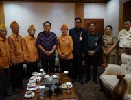 Peringati Serangan Umum Kota Denpasar ke 73, LVRI Kota Denpasar Gelar Apel dan Tabur Bunga