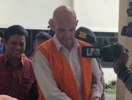 Simpan Sabu di Atas Lemari, Bule Australia Terancam 12 Tahun Penjara