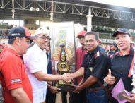SMKN 1 Denpasar Juara Umum Porsenijar 2019