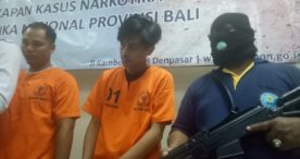 Oknum Sipir LP Kerobokan Diringkus Petugas BNNP Bali