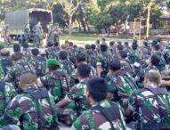 Danrem: Soliditas TNI-Polri Kunci Keberhasilan Pengamanan Pemilu