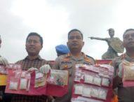 Dalam Empat Bulan, Polresta Denpasar Tangkap 15 Bandar dan 61 Kurir Narkoba