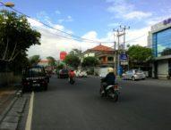 Jalan Cokroaminoto Dari Simpang Gatsu – Simpang Kembali Diberlakukan Dua Arah