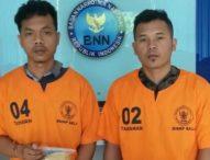 Ambil Kiriman Ganja, Dua Pemuda Diamankan BNN