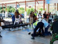 Bandara Ngurah Rai Gelar Simulasi Penanganan Teror Bom