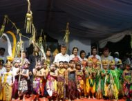 1.000 Penari Pendet Meriahkan Gebyar PAUD Kota Denpasar 2019