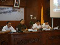 Pimpin Rapat Evaluasi, Rai Mantra Ingatkan Target Realisasi Pembangunan